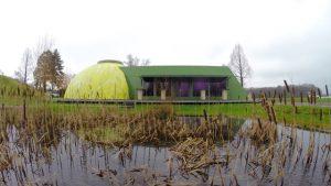 BioDome mobiele evenementen bijzondere evenementenlocatie greendna