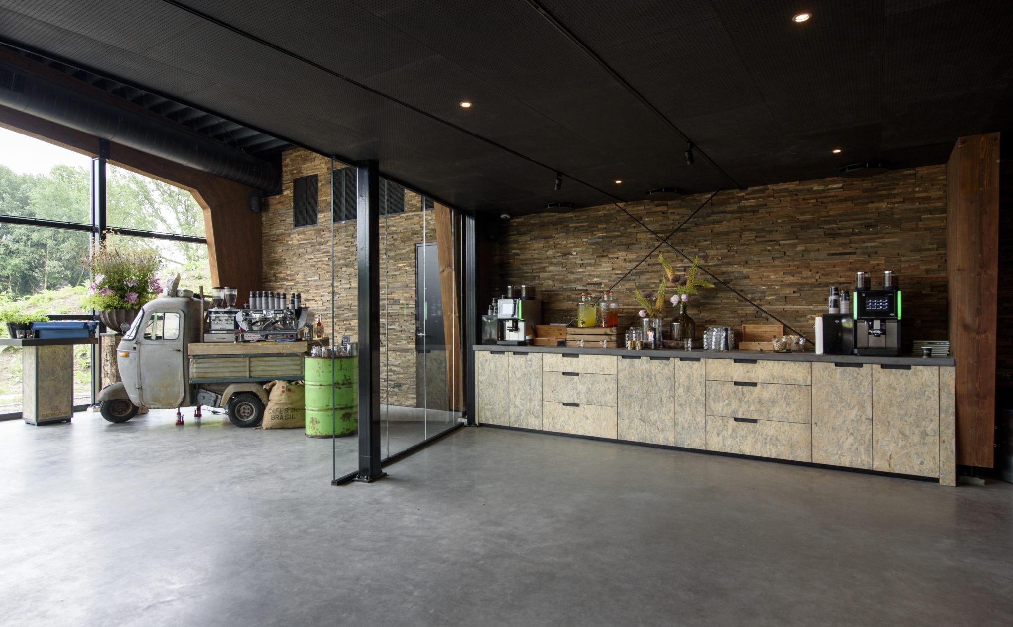 evenementenlocatie rotterdam brasserie koffiebuffet