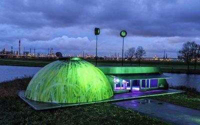 Green.DNA zoekt nieuwe standplaats voor innovatieve pop up locatie