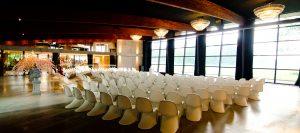 Evenementenlocatie Veerkracht Tuinzicht plenair congres