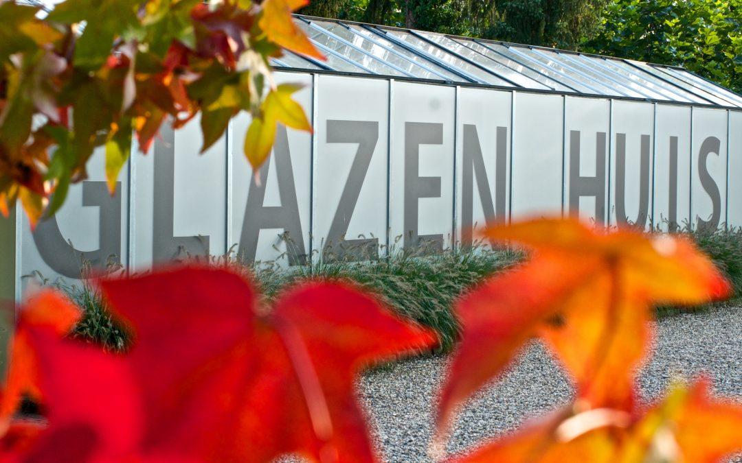 Persbericht: Vergaderlocatie Het Glazen Huis viert twintig jarig bestaan