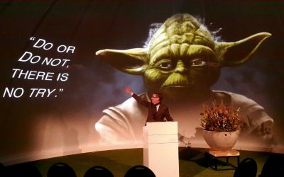 Blog: DO or DO NOT, there is NO TRY