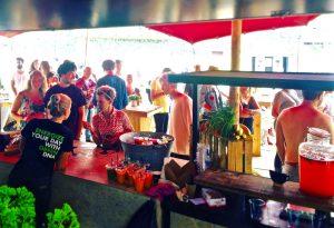 greendna evenementencatering festivals down the rabbit hole 2016
