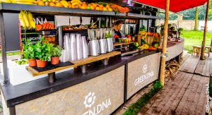 Evenementencatering dtrh2016 festival GreenDNA