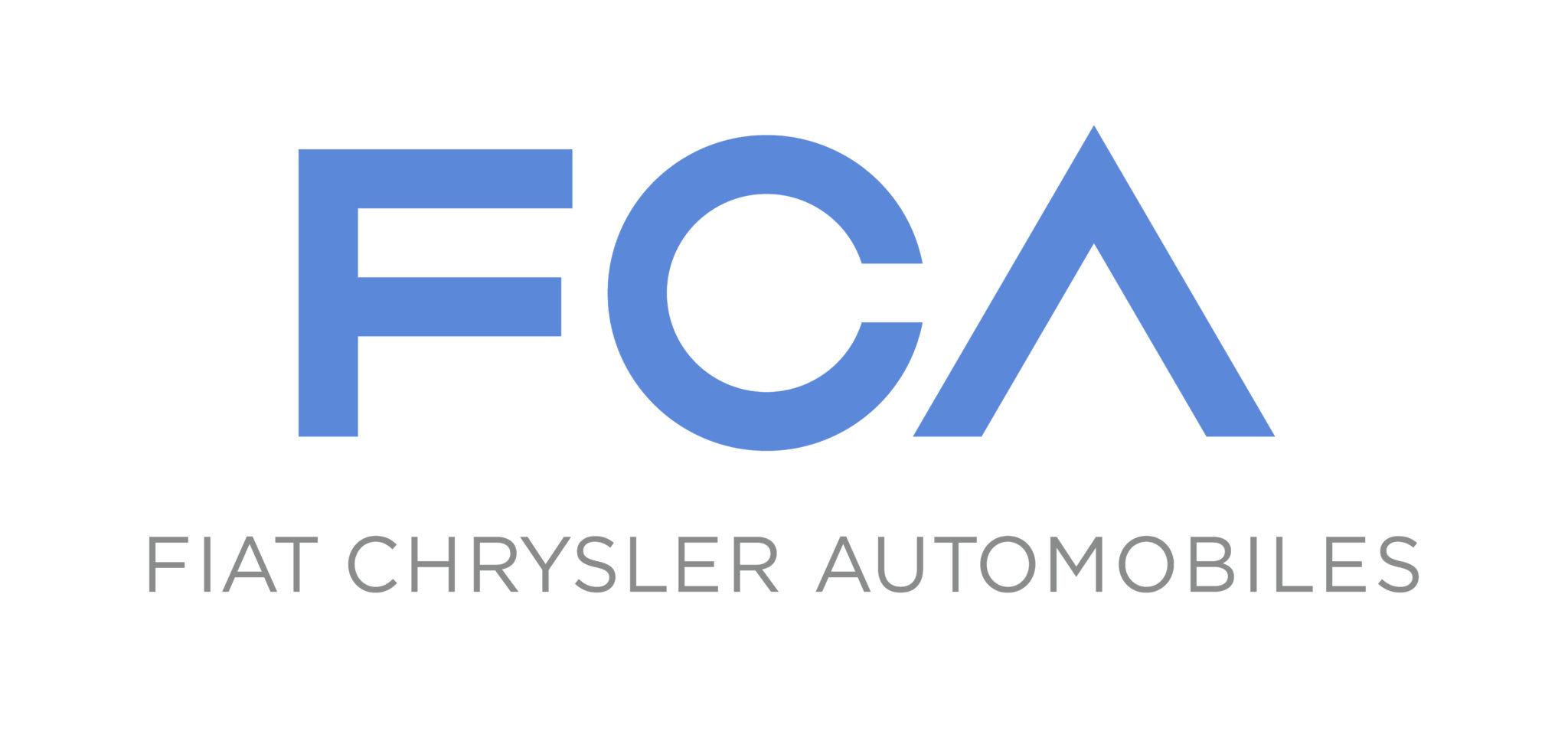 Logo van Fiat Chrysler Automobiles