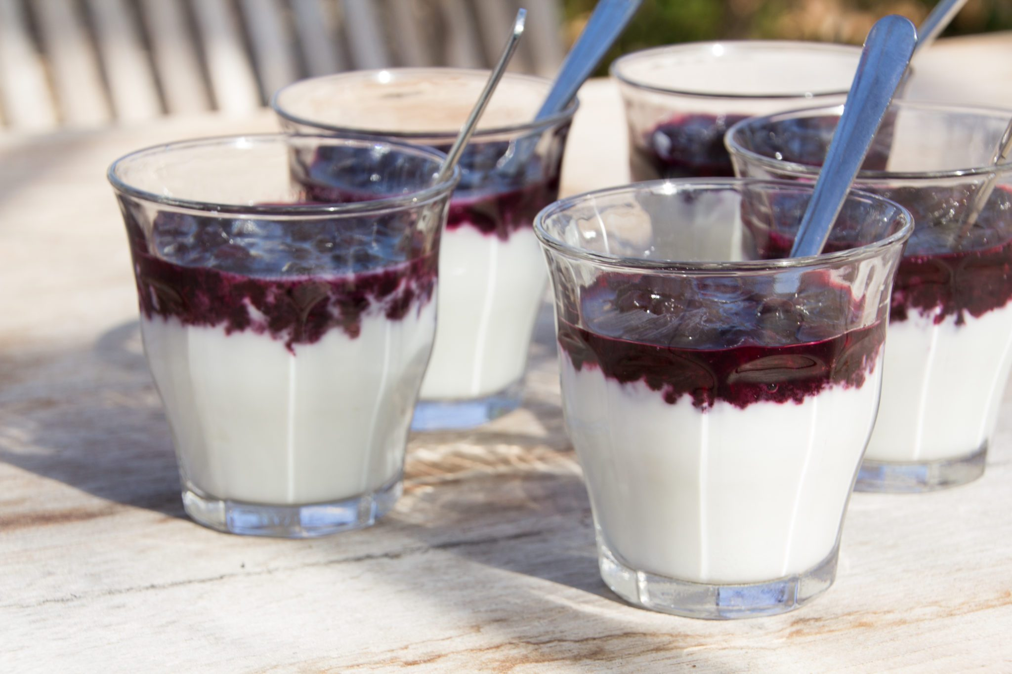 evenementencatering greendna yoghurt