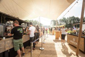 greendna evenementencatering lowlands festivals