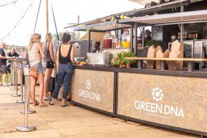 greendna evenementencatering festivals lowlands