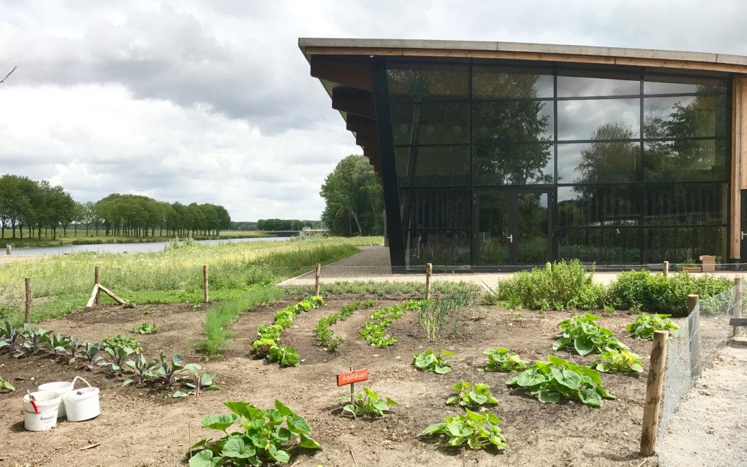 Congrescentrum Innovatiekracht bundelt krachten met zorgboerderij Moed en Vertrouwen