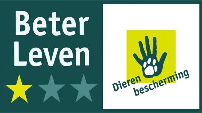 Logo van Stichting Beter Leven Keurmerk
