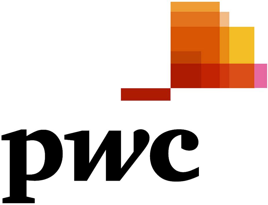 Logo van PWC