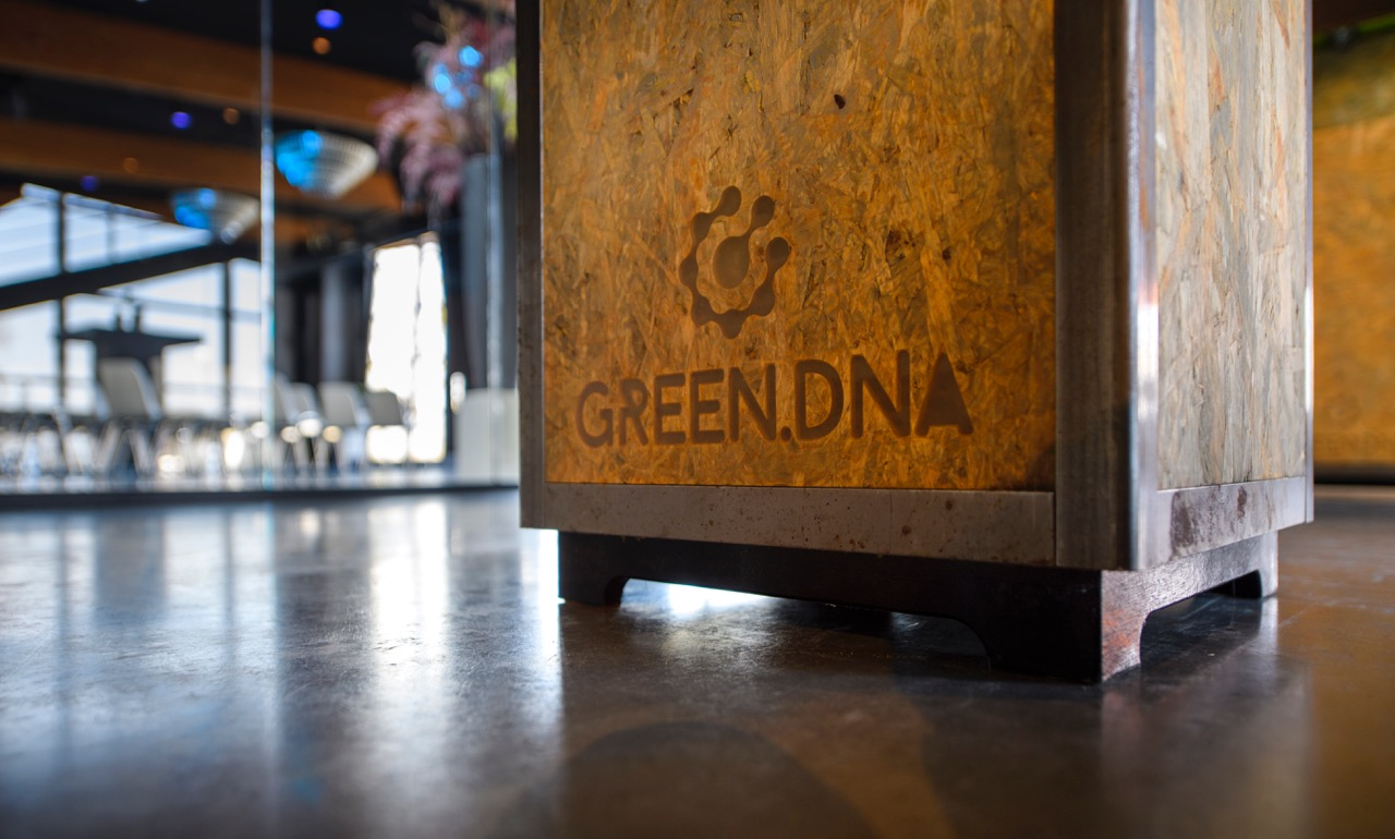 Green.DNA evenementen innovatiekracht