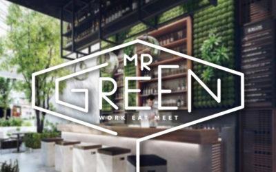 Maak kennis met Mr.Green