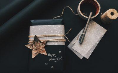 Inspiratie voor een duurzaam cadeau