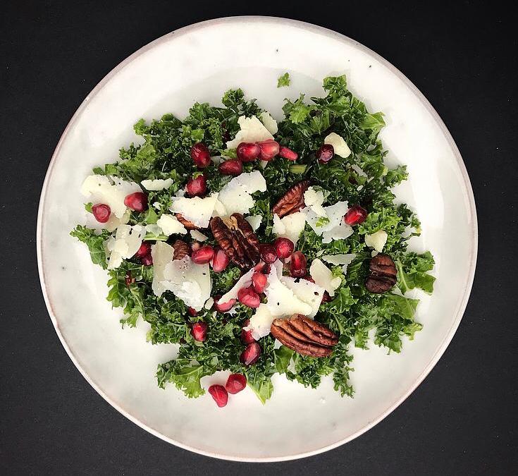 Recept boerenkoolsalade