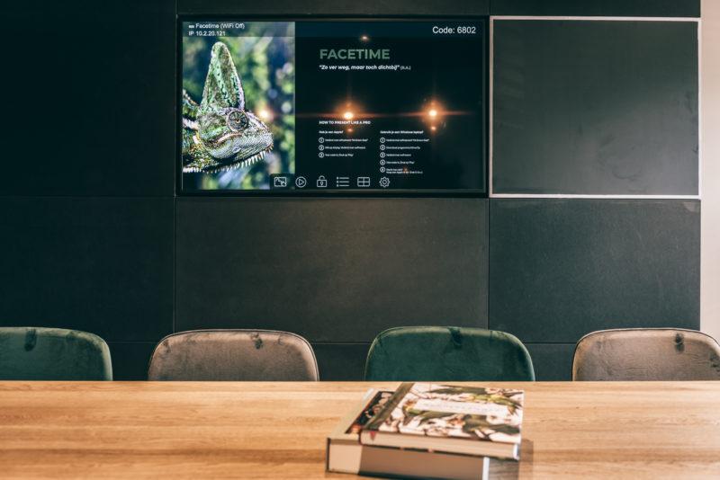 groen duurzaam vergaderen