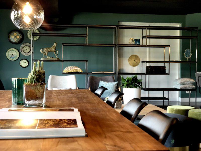 Huiskamer vergaderen Rotterdam